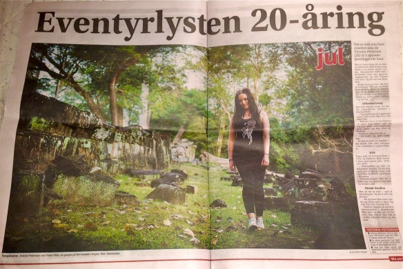 Troms Folkeblad Desember 2013
