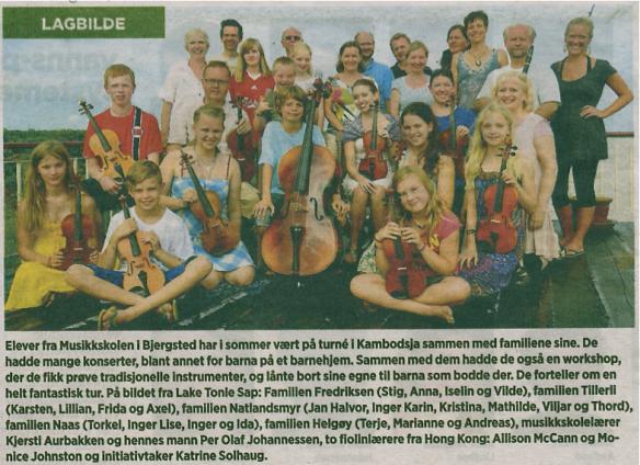 Stavanger Afteblad August 2012