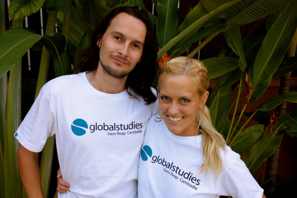 Simen Julner and Katrine Solhaug - Babel Guesthouse
