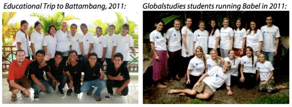 Stafftrip to Battambang - Globalstudies 2011