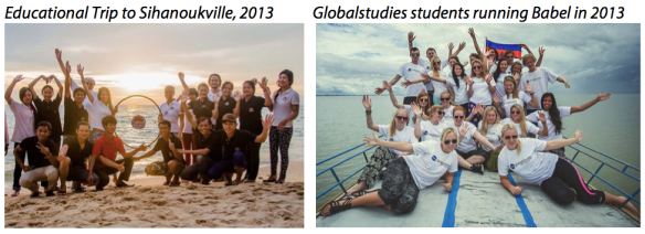 Stafftrip to Sihanoukville - Globalstudies 2013